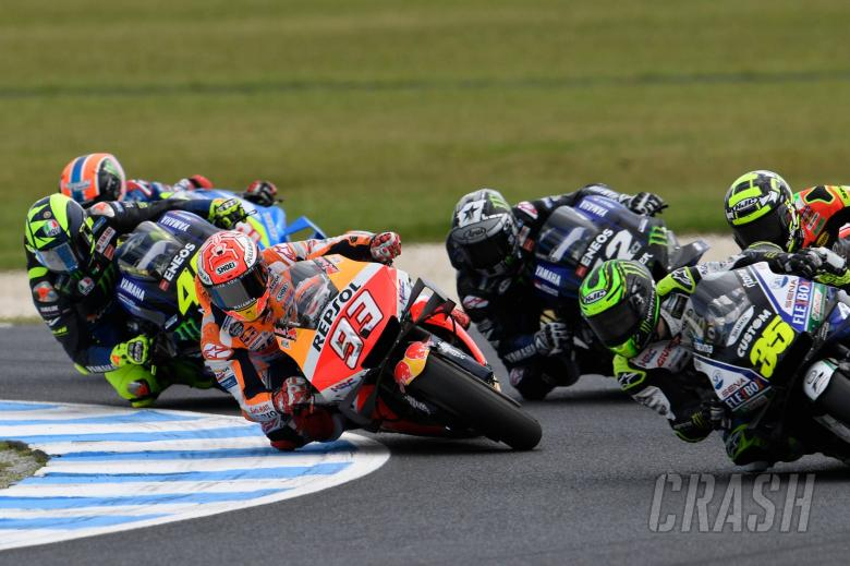 Full Race MotoGP Phillip Island 2019