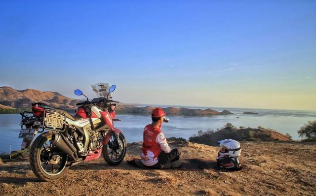 Inspirasi Rider Suzuki Bro Adnan