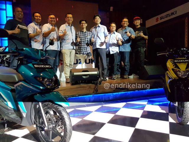 Peluncuran My Suzuki Story