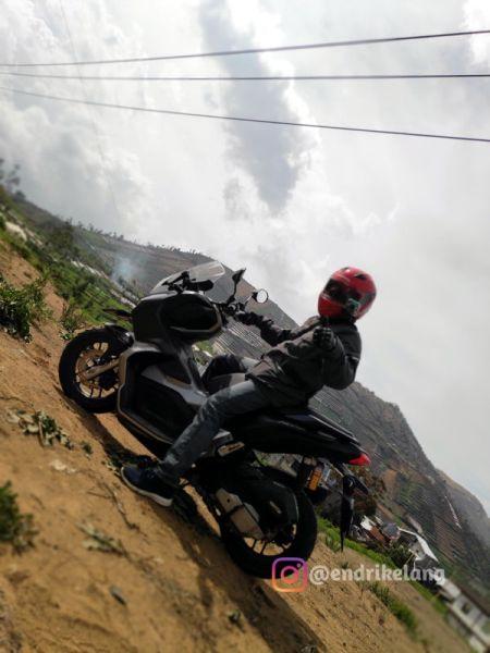 Touring Dieng Honda ADV 150 Elang Jalanan