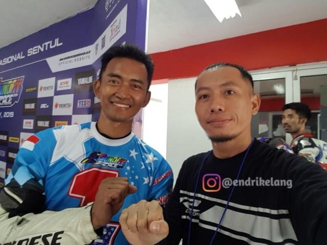 Shandy Topan Borong Juara Umum