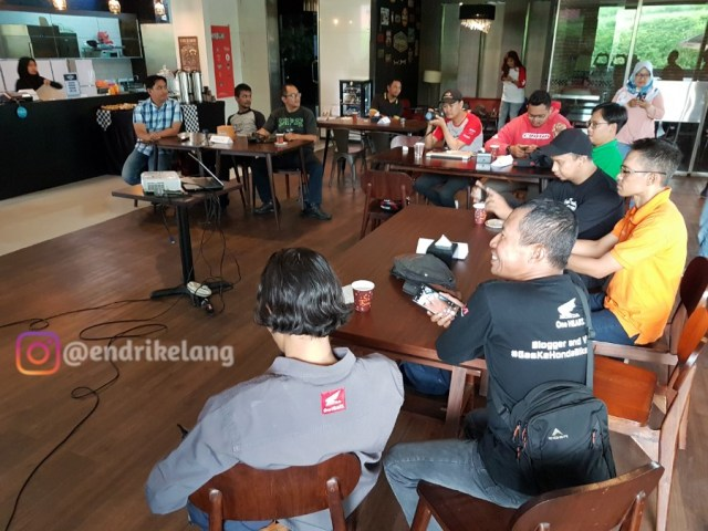 Workshop Wahana Bedah Teknologi ADV150
