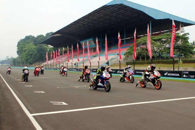 CBR Race Day Seri Pamungkas