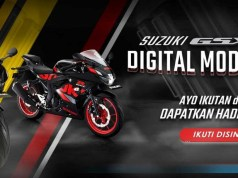Suzuki GSX Digital Modifikasi