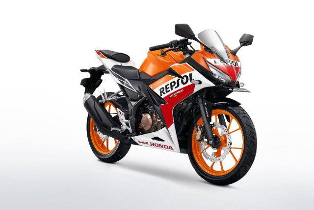 Warna Baru New Honda CBR150R 2020