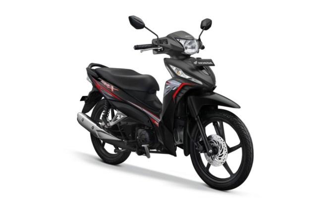 New Honda Revo