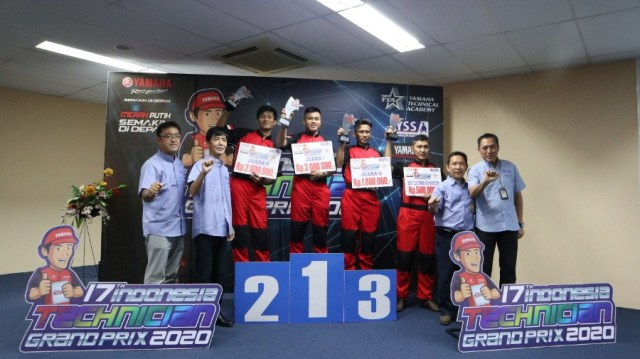 Indonesia Technician GrandPrix