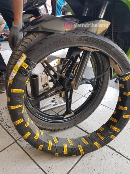 Pirelli Diablo Rosso Sport