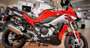 BMW S1000XR Indonesia