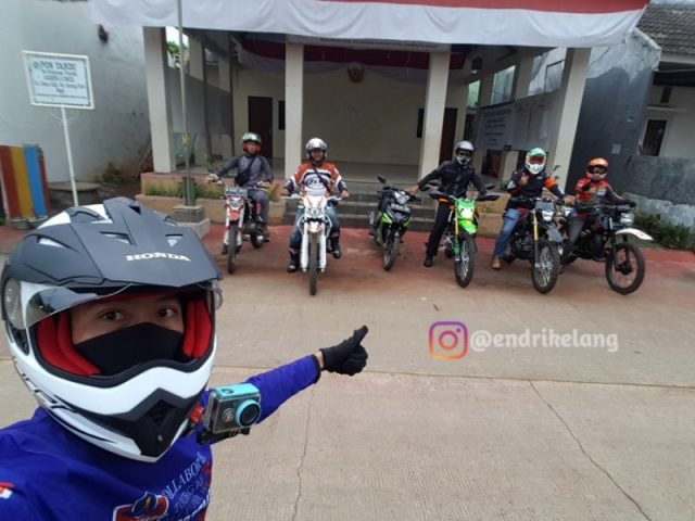 Review Helm KYT Enduro
