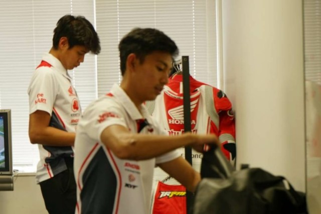 Pembalap Astra Honda