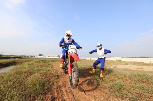 AHM Safety Riding Center Cikarang