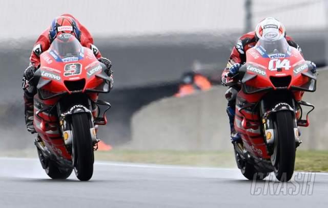 Download Full Race MotoGP Le Mans 2020
