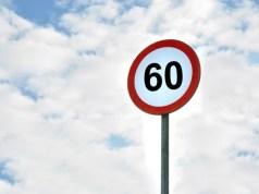 Batas Kecepatan Aman di Jalan