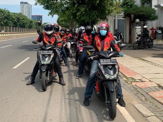 Komunitas Honda BeAT Club