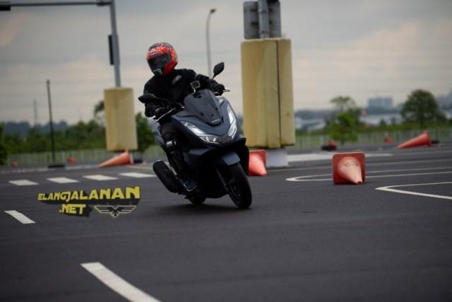 Hasil Test Ride Honda PCX 160