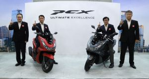 Launching PCX 160 Indonesia