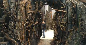 Otro decorado de Dol Guldur