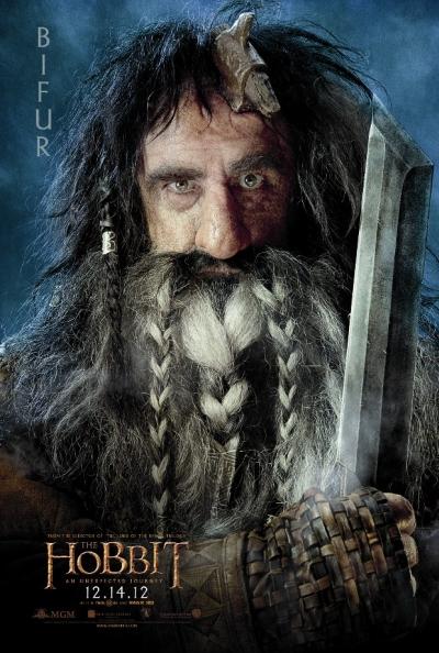 Poster de Bifur
