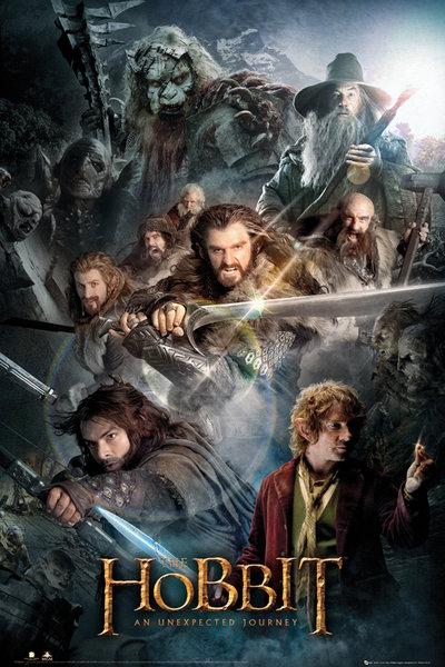 Quinto poster de El Hobbit: Un Viaje Inesperado