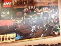 Lego - Huída en los Barriles
