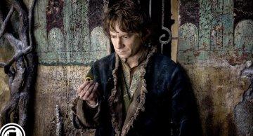 Bilbo tentado por el Anillo
