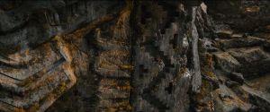 La escalera secreta de la Montaña Solitaria