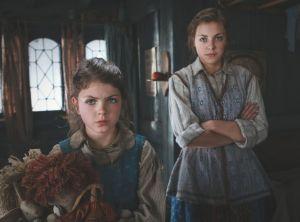 Tilda y Sigrid, hijas de Bardo