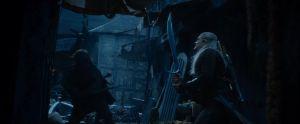Legolas con Orcrist