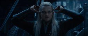 Legolas enfunda sus dagas