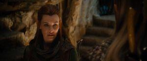 Tauriel y Legolas, amigos de la infancia