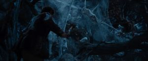 Bilbo y las arañas