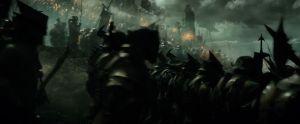 Un gran ejército Orco