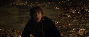 Bilbo ve a Smaug