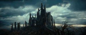 La oscura fortaleza de Dol Guldur
