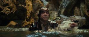Bilbo en el agua