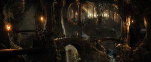 El palacio de Thranduil