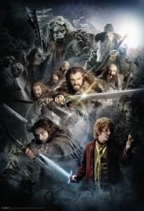 Murales Hobbit11