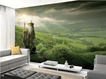 Murales Hobbit2