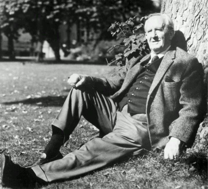 Resultado de imagen de Tolkien y los árboles