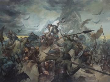 Lucas Graciano - Batalla de los Cinco Ejercitos