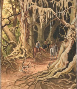 Mary Fairburn - El Bosque Viejo