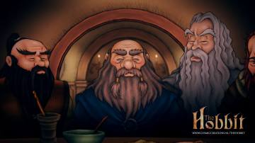 Fanfilm Hobbit1