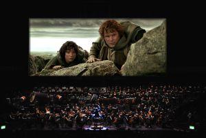 Conciertos de 'El Señor de los Anillos: Las dos torres'
