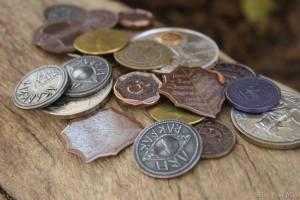 Monedas de la Tierra Media de Shire Post Mint
