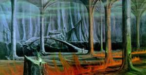 El Puente de Khazad-dûm, según Paul Monteagle