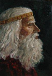 Théoden, según Anna Kulisz