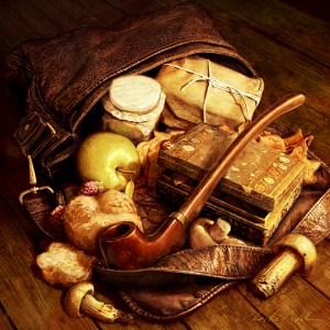 Provisiones hobbits, según Mike Nash