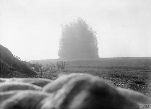 Explosión de la mina Hawthorn Ridge el 1 de julio de 1916