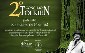 Concurso de poemas del Segundo Concilio Tolkien de la Sociedad Tolkien Magallanes